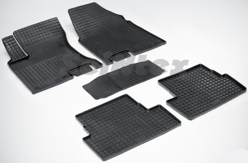 SeinTex 00419 для Nissan Qashqai (2007-н.в.)Nissan<br>типа сетка - изготовление из специальной резины, не имеют запаха, идеальное повторение контуров салона, морозостойкость, гарантия - 3 года. На данные коврики нанесен узор сетка, который помогает удерживать пыль, грязь, воду. Коврики выполнены из высококачественных материалов, которые обеспечивают высокую износостойкость и долговечность аксессуаров. Содержание синтетического каучука равно 40 процентам, а остальные 60 - это специальные добавки, предназначенные для повышения прочности, эластичности и устойчивости к внешним воздействиям. Использование специальных импортных компонентов позволило избежать наличия неприятного запаха. Материал, из которого изготовлены аксессуары, имеет неоспоримые преимущества перед полиуретаном, который является более бюджетным материалом и резиной, имеющей неприятный запах. Коврики предельно просты в эксплуатации и уходе. Специальный дизайн ковриков позволяет им идеально подходить под контуры пола автомобиля.<br>