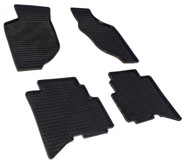 SeinTex 00499 для Great Wall Hover (2005-н.в.)Great Wall<br>типа сетка - изготовление из специальной резины, не имеют запаха, идеальное повторение контуров салона, морозостойкость, гарантия - 3 года. На данные коврики нанесен узор сетка, который помогает удерживать пыль, грязь, воду. Коврики выполнены из высококачественных материалов, которые обеспечивают высокую износостойкость и долговечность аксессуаров. Содержание синтетического каучука равно 40 процентам, а остальные 60 - это специальные добавки, предназначенные для повышения прочности, эластичности и устойчивости к внешним воздействиям. Использование специальных импортных компонентов позволило избежать наличия неприятного запаха. Материал, из которого изготовлены аксессуары, имеет неоспоримые преимущества перед полиуретаном, который является более бюджетным материалом и резиной, имеющей неприятный запах. Коврики предельно просты в эксплуатации и уходе. Специальный дизайн ковриков позволяет им идеально подходить под контуры пола автомобиля.<br>