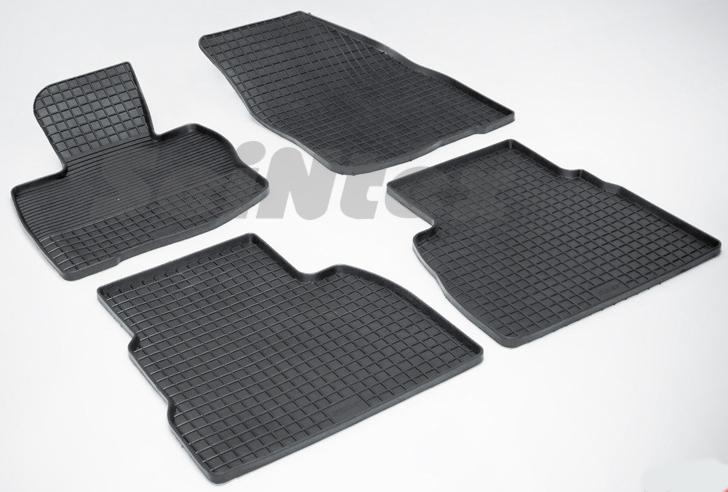 SeinTex 00595 для Honda Civic VIII hatchback (20Honda<br>06-н.в. типа сетка - изготовление из специальной резины, не имеют запаха, идеальное повторение контуров салона, морозостойкость, гарантия - 3 года. На данные коврики нанесен узор сетка, который помогает удерживать пыль, грязь, воду. Коврики выполнены из высококачественных материалов, которые обеспечивают высокую износостойкость и долговечность аксессуаров. Содержание синтетического каучука равно 40 процентам, а остальные 60 - это специальные добавки, предназначенные для повышения прочности, эластичности и устойчивости к внешним воздействиям. Использование специальных импортных компонентов позволило избежать наличия неприятного запаха. Материал, из которого изготовлены аксессуары, имеет неоспоримые преимущества перед полиуретаном, который является более бюджетным материалом и резиной, имеющей неприятный запах. Коврики предельно просты в эксплуатации и уходе. Специальный дизайн ковриков позволяет им идеально подходить под контуры пола автомобиля.<br>