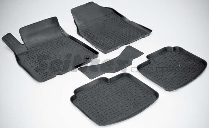 SeinTex 00877 для Chrysler Sebring sedan (2000-2Chrysler<br>007, Dodge Stratus sedan 2001-н.в., Gaz Siber 2008-н.в. с высоким бортом - изготовление из специальной резины, не имеют запаха, шипы для надежной фиксации, идеальное повторение контуров салона, гарантия -. Рассматриваемые нами коврики оснащены высоким бортом, благодаря чему способны удерживать большое количество влаги и загрязнений, не позволяя ей распространяться по напольному покрытию. Отличительная особенность ковриков Seintex - это изготовление из высококачественных материалов, которые отличаются высокой износостойкостью, эластичностью. Кроме этого, данные коврики не имеют запаха и безопасны для аллергиков. Отличное сцепление с поверхностью обеспечивают шипы, расположенные на обратной стороне автоковриков. Высокое качество продукции и уверенность в долгой службе аксессуара компания-производитель подтверждает 3-летней гарантией.<br>