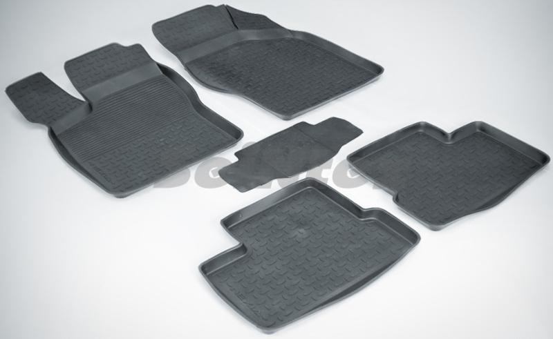 SeinTex 01235 для Daewoo Nexia (2003-н.в.)Daewoo<br>с высоким бортом - изготовление из специальной резины, не имеют запаха, шипы для надежной фиксации, идеальное повторение контуров салона, морозостойкость, гарантия - 3 года. Рассматриваемые нами коврики оснащены высоким бортом, благодаря чему способны удерживать большое количество влаги и загрязнений, не позволяя ей распространяться по напольному покрытию. Отличительная особенность ковриков Seintex - это изготовление из высококачественных материалов, которые отличаются высокой износостойкостью, эластичностью. Кроме этого, данные коврики не имеют запаха и безопасны для аллергиков. Отличное сцепление с поверхностью обеспечивают шипы, расположенные на обратной стороне автоковриков. Высокое качество продукции и уверенность в долгой службе аксессуара компания-производитель подтверждает 3-летней гарантией.<br>