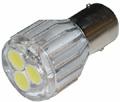 Светодиодная лампа для поворотников Sho-me 1156-W (белый)
