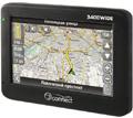 GPS-навигатор JJ-Connect Autonavigator 3400 wide с дисплеем 4.3 дюйма, корпусом 12.5 мм и загрузкой пробок через Bluetooth + Навител Навигатор 3.X!