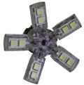 Светодиодная лампа для поворотников Sho-me 5615-S (белый)