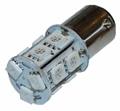 Светодиодная лампа для стоп-сигнала Sho-me 5713-s / red (двухконтактная)