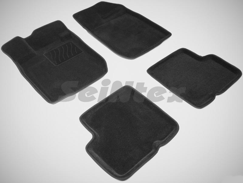 SeinTex 82169 для Renault Logan (2004-н.в.)Renault<br>- трехслойная конструкция, высокая прочность, идеальное повторение контуров салона, износостойкость, премиальный внешний вид. Компания производит автомобильные 3D-коврики, высокая прочность которых достигается за счет трехслойной конструкции. Такой аксессуар имеет вспененную основу, антискользящую пленку и верхнюю часть из ворса. Все используемые материалы прошли ряд тестирований и доказали свою эффективность. Стоит отметить, что данные коврики идеально повторяют контуры салона, поскольку для их изготовления используются лекала для конкретной модели автомобиля. Собственное моделирование выгодно отличает данные коврики от многих китайских аналогов. Коврик, который располагается со стороны водителя, имеет специальное утолщение в области расположения педалей. Данное дополнение позволяет коврику не протираться под ногами водителя.<br>
