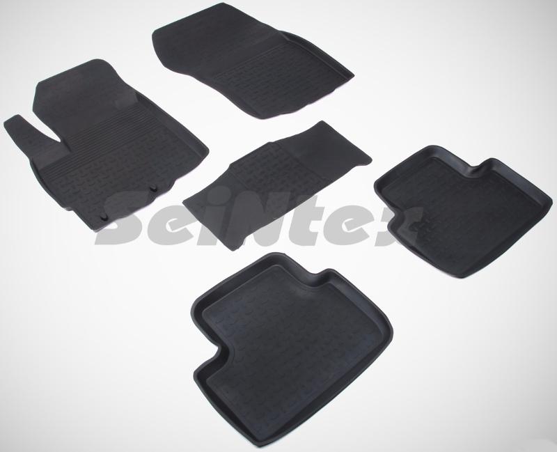 SeinTex 82186 для Mitsubishi ASX (2010-н.в.), CiMitsubishi<br>troen C4 Aircross 2012-н.в., Peugeot 4008 2012-н.в. с высоким бортом - изготовление из специальной резины, не имеют запаха, шипы для надежной фиксации, идеальное повторение контуров салона, гарантия 3 года. Рассматриваемые нами коврики оснащены высоким бортом, благодаря чему способны удерживать большое количество влаги и загрязнений, не позволяя ей распространяться по напольному покрытию. Отличительная особенность ковриков Seintex - это изготовление из высококачественных материалов, которые отличаются высокой износостойкостью, эластичностью. Кроме этого, данные коврики не имеют запаха и безопасны для аллергиков. Отличное сцепление с поверхностью обеспечивают шипы, расположенные на обратной стороне автоковриков. Высокое качество продукции и уверенность в долгой службе аксессуара компания-производитель подтверждает 3-летней гарантией.<br>