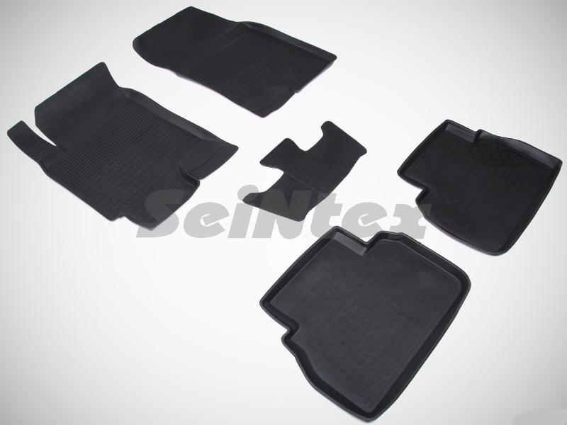 SeinTex 82233 для Chevrolet Epica (2006-н.в.)Chevrolet<br>с высоким бортом - изготовление из специальной резины, не имеют запаха, шипы для надежной фиксации, идеальное повторение контуров салона, морозостойкость, гарантия - 3 года. Рассматриваемые нами коврики оснащены высоким бортом, благодаря чему способны удерживать большое количество влаги и загрязнений, не позволяя ей распространяться по напольному покрытию. Отличительная особенность ковриков Seintex - это изготовление из высококачественных материалов, которые отличаются высокой износостойкостью, эластичностью. Кроме этого, данные коврики не имеют запаха и безопасны для аллергиков. Отличное сцепление с поверхностью обеспечивают шипы, расположенные на обратной стороне автоковриков. Высокое качество продукции и уверенность в долгой службе аксессуара компания-производитель подтверждает 3-летней гарантией.<br>