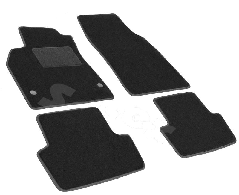 SeinTex 85498 для Renault Megane III (2008-н.в.)Renault<br>- резиновое основание, привлекательный внешний вид, идеальное повторение контуров. Ворсовые коврики LUX от Seintex могут стать идеальным выбором для автовладельцев, которые ценят не только практичность, но и привлекательный внешний вид аксессуаров. Данные коврики имеют резиновую основу, которая не пропускает влагу, а ворсовая часть обеспечивает презентабельный внешний вид аксессуаров. Данные коврики ориентированы на автомобили бизнес-класса и выполнены в универсальном черном цвете. Коврик, предназначенный для водительской стороны, имеет усиленную зону для ног, которая обеспечивает дополнительную прочность и износостойкость. Для того, чтобы коврики надежно прилегали к напольному покрытию и не скользили, их оборудовали специальными шипами с обратной стороны.<br>