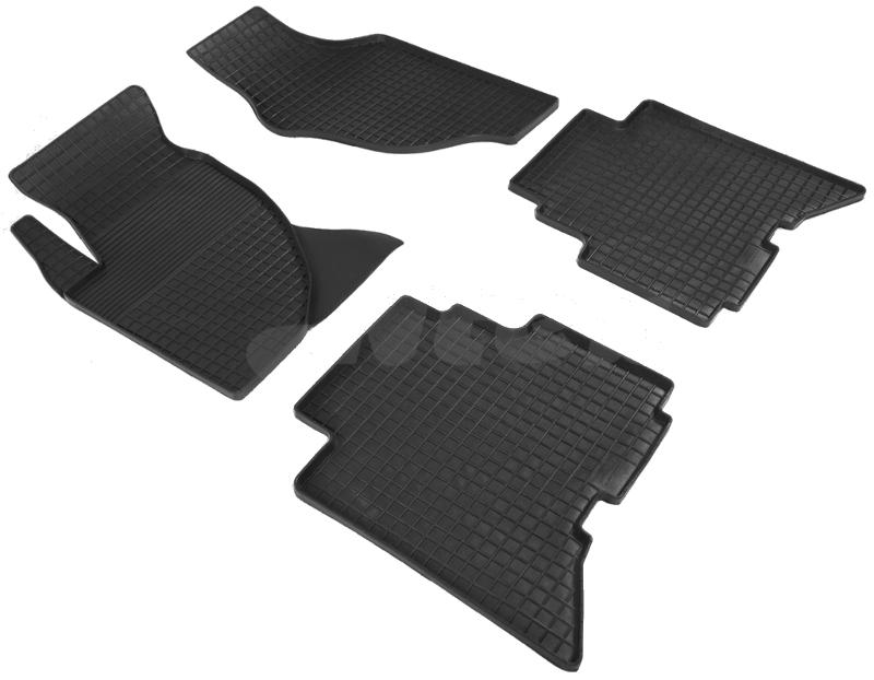 SeinTex 85651 для Great Wall Hover H5 TDA (2010-Great Wall<br>н.в. типа сетка - изготовление из специальной резины, не имеют запаха, идеальное повторение контуров салона, морозостойкость, гарантия - 3 года. На данные коврики нанесен узор сетка, который помогает удерживать пыль, грязь, воду. Коврики выполнены из высококачественных материалов, которые обеспечивают высокую износостойкость и долговечность аксессуаров. Содержание синтетического каучука равно 40 процентам, а остальные 60 - это специальные добавки, предназначенные для повышения прочности, эластичности и устойчивости к внешним воздействиям. Использование специальных импортных компонентов позволило избежать наличия неприятного запаха. Материал, из которого изготовлены аксессуары, имеет неоспоримые преимущества перед полиуретаном, который является более бюджетным материалом и резиной, имеющей неприятный запах. Коврики предельно просты в эксплуатации и уходе. Специальный дизайн ковриков позволяет им идеально подходить под контуры пола автомобиля.<br>