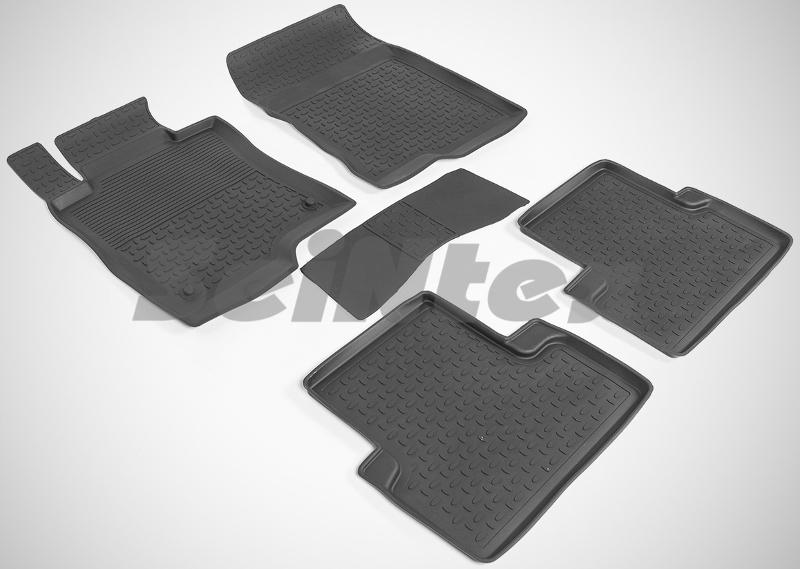 SeinTex 86251 для Honda Accord VIII (2008-2012)Honda<br>с высоким бортом - изготовление из специальной резины, не имеют запаха, шипы для надежной фиксации, идеальное повторение контуров салона, морозостойкость, гарантия - 3 года. Рассматриваемые нами коврики оснащены высоким бортом, благодаря чему способны удерживать большое количество влаги и загрязнений, не позволяя ей распространяться по напольному покрытию. Отличительная особенность ковриков Seintex - это изготовление из высококачественных материалов, которые отличаются высокой износостойкостью, эластичностью. Кроме этого, данные коврики не имеют запаха и безопасны для аллергиков. Отличное сцепление с поверхностью обеспечивают шипы, расположенные на обратной стороне автоковриков. Высокое качество продукции и уверенность в долгой службе аксессуара компания-производитель подтверждает 3-летней гарантией.<br>