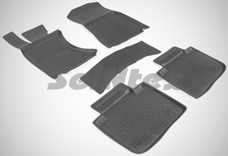 SeinTex 86514 для Lexus GS IV AWD (2012-н.в.)Lexus<br>с высоким бортом - изготовление из специальной резины, не имеют запаха, шипы для надежной фиксации, идеальное повторение контуров салона, гарантия - 3 года. Рассматриваемые нами коврики оснащены высоким бортом, благодаря чему способны удерживать большое количество влаги и загрязнений, не позволяя ей распространяться по напольному покрытию. Отличительная особенность ковриков Seintex - это изготовление из высококачественных материалов, которые отличаются высокой износостойкостью, эластичностью. Кроме этого, данные коврики не имеют запаха и безопасны для аллергиков. Отличное сцепление с поверхностью обеспечивают шипы, расположенные на обратной стороне автоковриков. Высокое качество продукции и уверенность в долгой службе аксессуара компания-производитель подтверждает 3-летней гарантией.<br>