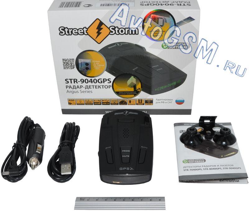 Street Storm STR-9040GPS