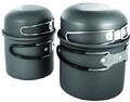 Сверхкомпактный туристический набор посуды Adrenalin Iron Twins