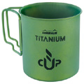Titanium Cup Green