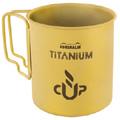 Titanium Cup Yellow