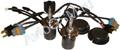 Комплект из двух ламп для Биксенона H4 5000K колбы Philips (разъемы для Silver Stone F1, Sho-Me, Infolight, Xenotex)