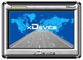 GPS-навигатор xDevice 6032 + Навител XXL 3.2