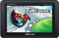 GPS-навигатор xDevice Monza deLuxe + GPRS + GSM + Навител XXL 3.2 МОНИТОРИНГ ПРОБОК