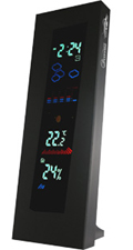 Погодная станция JJ-Connect Home Alarm Weather Station Color