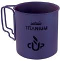 Titanium Cup Purple