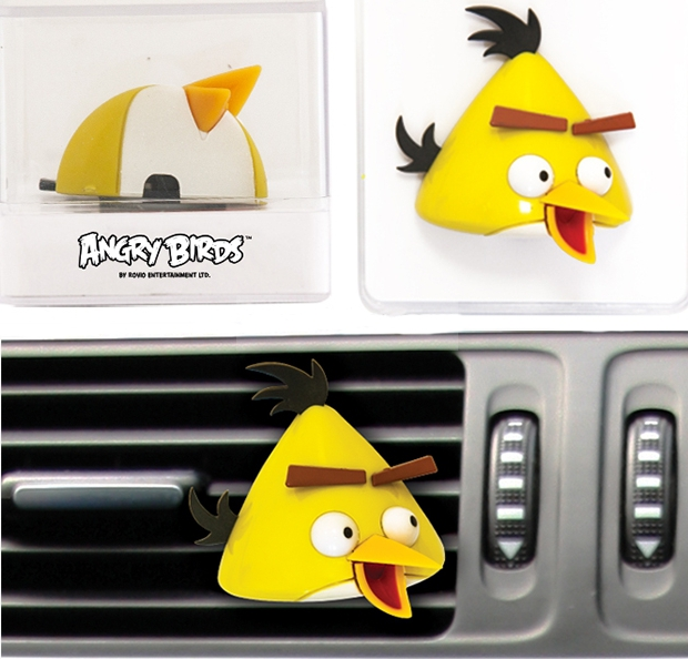 Angry Birds AB027 от AvtoGSM.ru