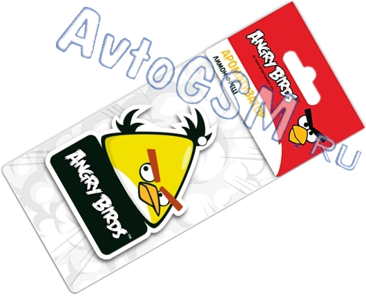 Angry Birds AB003 Chuck от AvtoGSM.ru