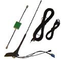 Активная три-функциональная антенна : Calearo ANT 77-47-002