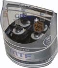 Комплект галогенных ламп MTF Light Argentum 880, 27W, 12V - на 50% больше света!