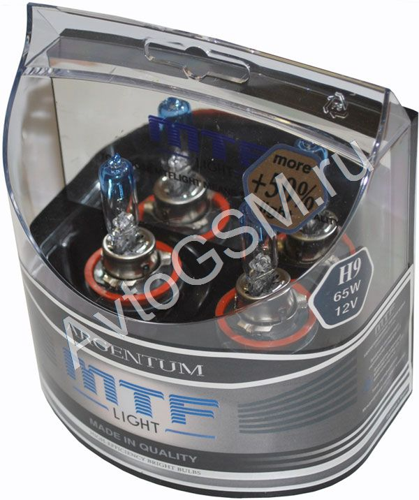 MTF Light Argentum H9, 65W, 12V от AvtoGSM.ru