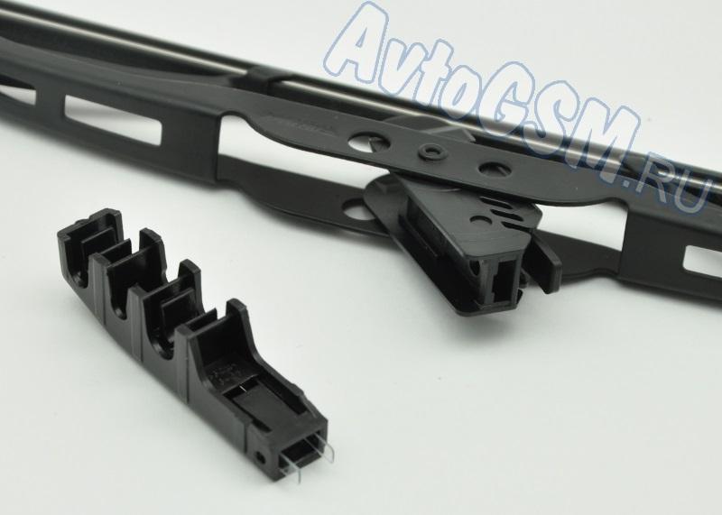 ARTWAY AF-360Щетки стеклоочистителя<br>14 дюймов, 360 мм - крепление Hook Крючок, пружинная сталь, тефлоновое покрытие, всесезонное использование, каркасный тип. Artway AF-360 - это каркасная щетка, которая обладает рядом преимуществ и особенностей, которые делают ее отличным выбором для многих автовладельцев. Данная щетка принадлежит к каркасному типу, отличается высокой прочностью и износостойкостью. Детали щетки выполнены из пружинной стали, которая стойко переносит воздействие солнечных лучей и влаги. Специальное тефлоновое покрытие обеспечивает долговечность щетки, что позволяет заменять аксессуар на новый крайне редко. Также стоит отметить, что данная модель отлично подходит для использования, как зимой так и летом, ведь рабочая поверхность щетки сохраняет свою эластичность при температурах от -40 до +80 градусов. В длину щетка составляет 360 мм, а крепление имеет тип Крючок. Благодаря вышеуказанным параметрам аксессуар подходит на многие модели автомобилей.<br>