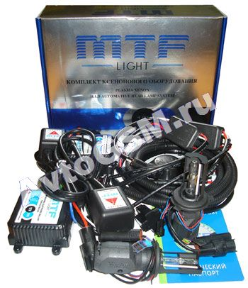 биксенон MTF-Light