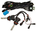 Комплект из двух ламп для Биксенона Sho-Me HB5-9007 4300K (подходит для Silver Stone, Infolight, Xenotex)