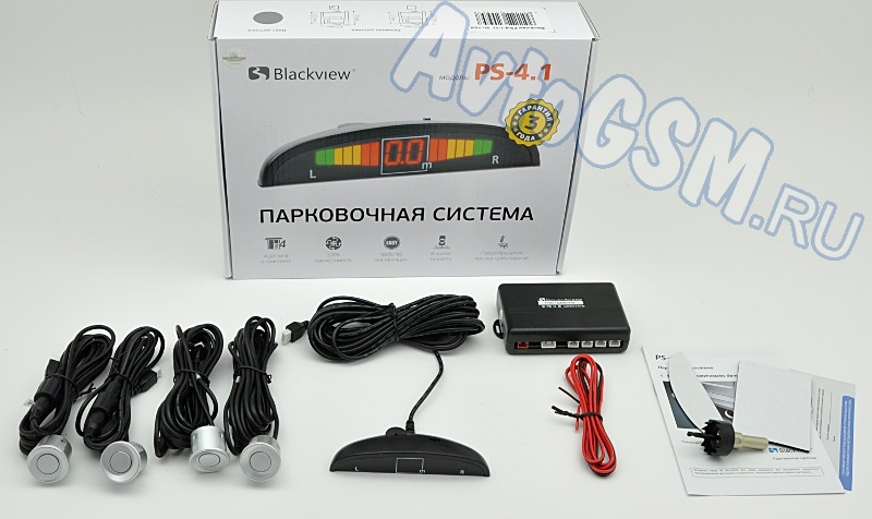 Blackview PS-4.1-22 silver от AvtoGSM.ru