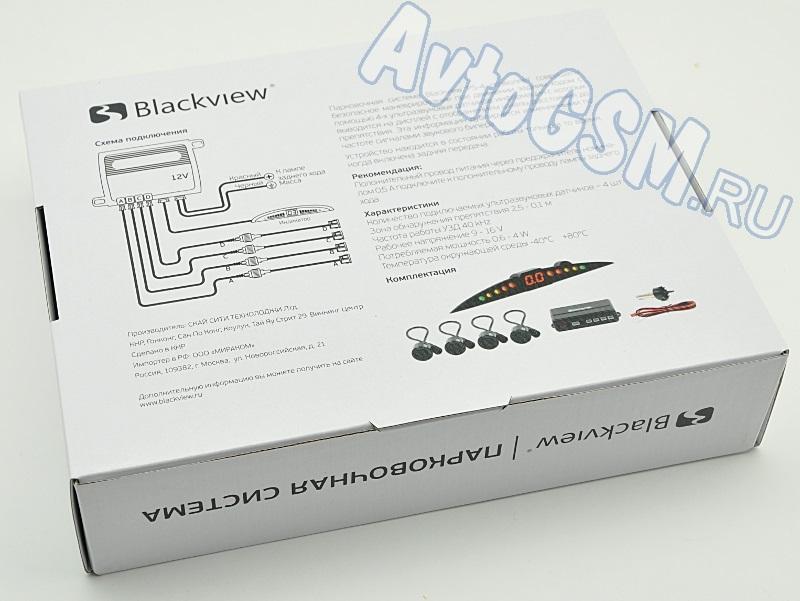 Blackview PS-4.5-18 black от AvtoGSM.ru