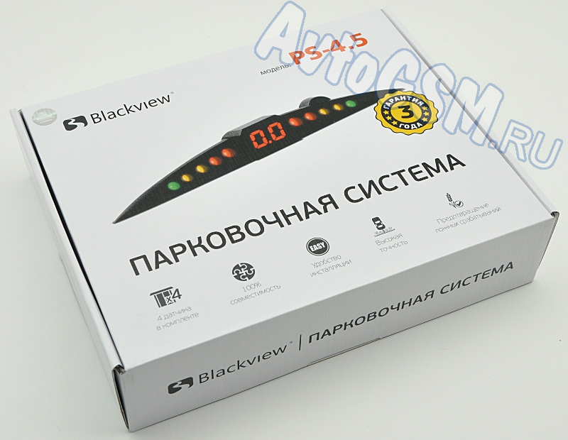 Blackview PS-4.5-18 white от AvtoGSM.ru