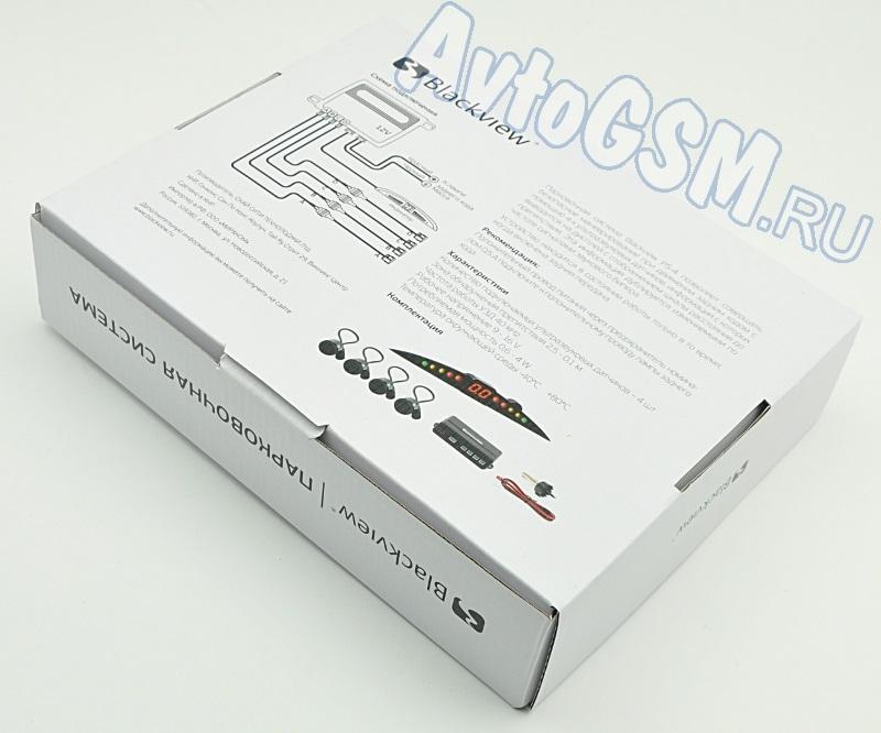 Blackview PS-4.5-22 black от AvtoGSM.ru