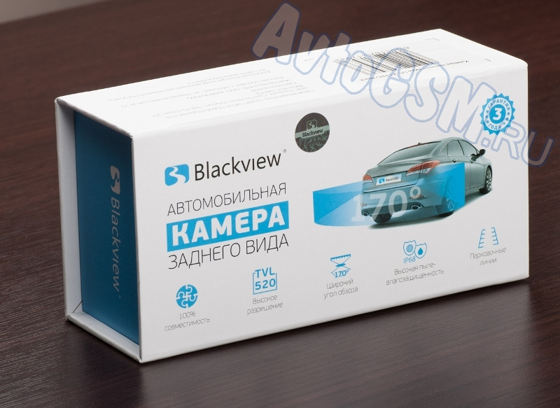 Blackview UC-23 PRO Black от AvtoGSM.ru