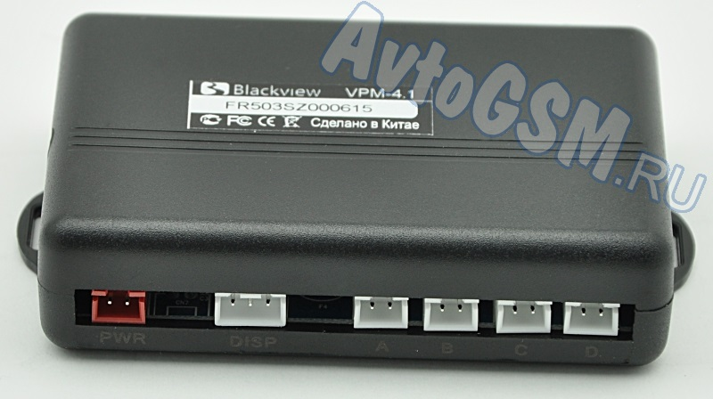 Blackview VPM-4.1 Black от AvtoGSM.ru