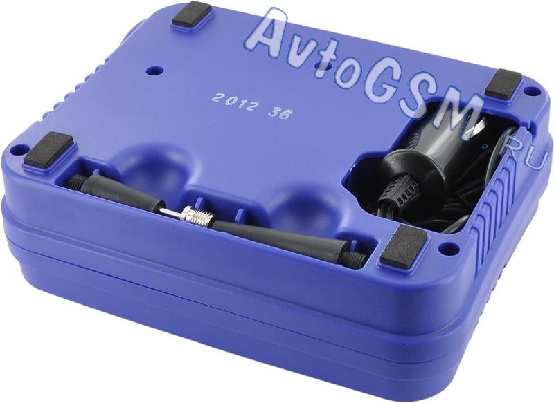 CARMEGA APF-150Питание от прикуривателя<br>- производительность 10 л/мин, встроенный манометр с подсветкой на шкале, встроенный фонарь, 3 переходника в комплекте, сумка для хранения и переноски. Габариты данного компрессора поражают своей компактностью - он весит всего 480 граммов, а размеры его составляют 15 x 12 x 5 см. При этом его производительность - 10  л/мин. В комплекте предлагается 3 насадки-переходника, надеваемые на шланг компрессора, с помощью которых можно будет накачивать шины велосипеда, мячи, лодки, матрацы, а также детские надувные игрушки. Контролировать давление в процессе накачивания Вы сможете при помощи интегрированного манометра, шкала которого располагается на передней части корпуса и имеет подсветку. Для комфортного использования в темное время суток предусмотрен встроенный фонарь.<br>