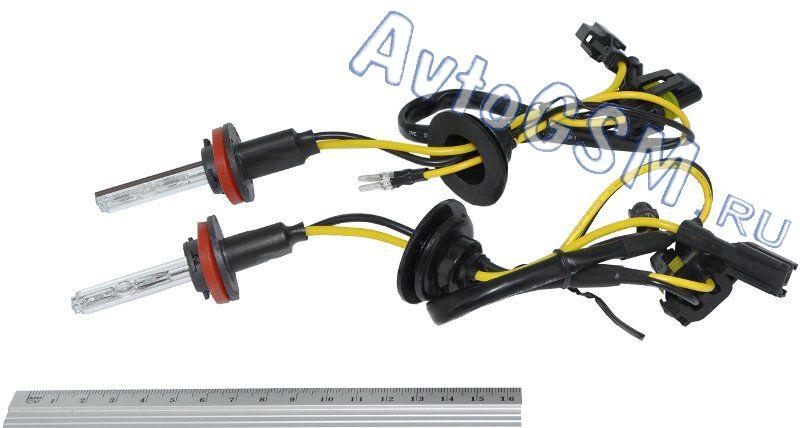 EGO Light Ксенон Y1 H11 4300KH8/H9/H11<br>. Комплект Ego Light Y1 H1 4300K порадует пользователей не только хорошими техническими характеристиками, но и привлекательной стоимостью. В комплект входят две газоразрядные лампы с цветовой температурой 4300K и два блока управления, позволяющие контролировать напряжение.<br>