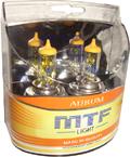 Комплект галогенных ламп MTF Light Aurum H4 60/55W