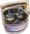 Комплект галогенных ламп MTF Light Palladium H3 100W