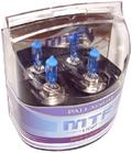 Комплект галогенных ламп MTF Light Palladium H7 55W