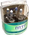 Комплект галогенных ламп MTF Light Titanium 881 27W