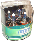 Комплект галогенных ламп MTF Light Titanium H8 35W