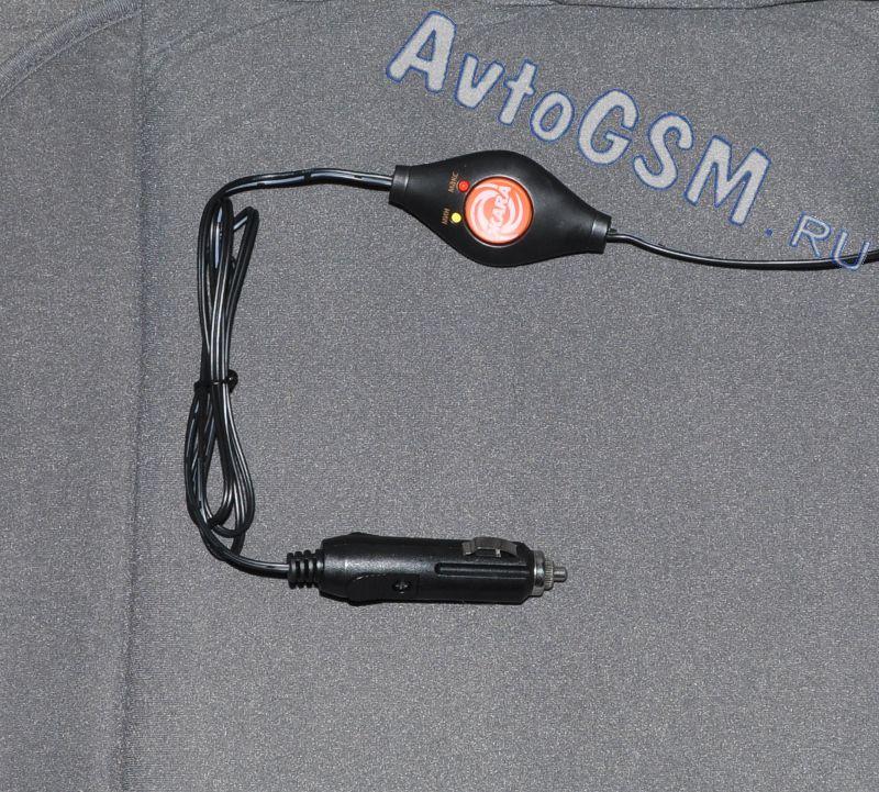 ЖАРА Hot-650 серый от AvtoGSM.ru