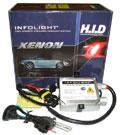 Мотоксенон Infolight 50W H3 6000K на ближний свет, без дальнего