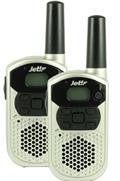 Комплект из 2-х радиостанций JET Mini2 с радиусом действия до 5 км