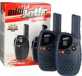 Комплект радиостанций  JET Mini  2шт  в комплекте с аксессуарами